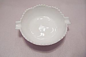 Westmoreland Milk Glass Ash Tray (Image1)