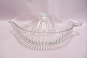 Crystal Glass Reamer