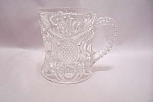 Brilliant Crystal Pattern Glass Mug/Cup (Image1)