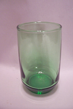 Light Green Glass Juice Tumbler