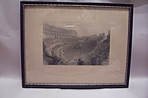 The Coliseum At Rome (Image1)