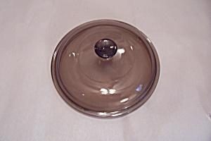 Pyrex Light Amber Oven Proof Casserole Lid (Image1)