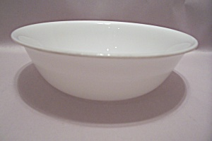Corelle Livingware Milk Glass Cereal Bowl (Image1)