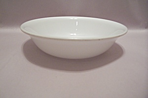 Corelle Livingware Milk Glass Dessert/Berry Bowl (Image1)
