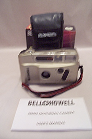 Bell & Howell Motorized 35mm Film Camera (Image1)