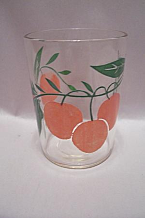 Anchor Hocking Orange Juice Glass (Image1)