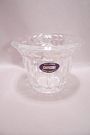 24% Lead Crystal Glass Bowl