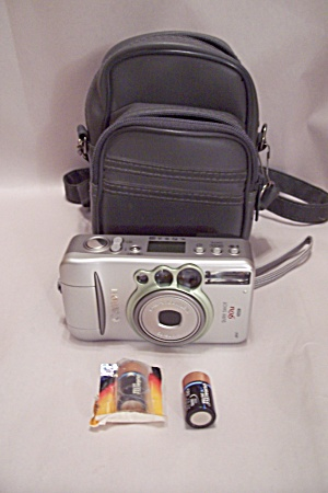 Canon Sure Shot 90u 35mm Film Camera