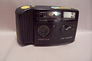 Pentax Pc-606w 35mm Film Camera