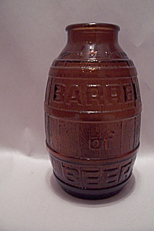 Amber Bottle Of Beer Glass Bottle (Image1)