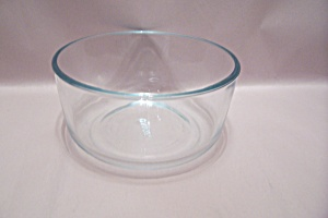 Pyrex Crystal Glass 1 Quart Bowl