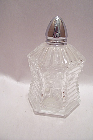 Crystal Glass Salt Shaker
