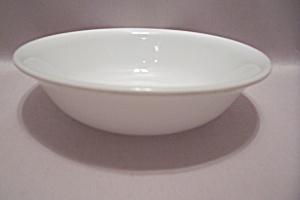 Corelle Milk Glass Dessert/Berry Bowl (Image1)