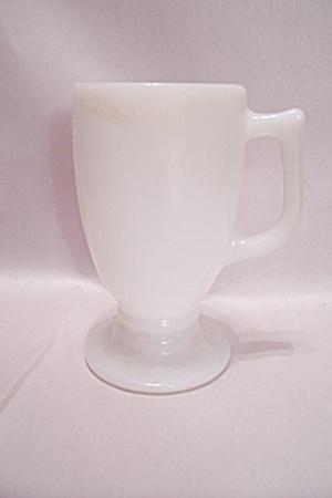 Milk Glass Pedestal Mug (Image1)