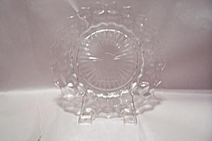 Crystal Glass Thumbprint Plate (Image1)