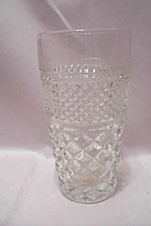 Fire King/Anchor Hocking Wexford Iced Tea Tumbler (Image1)