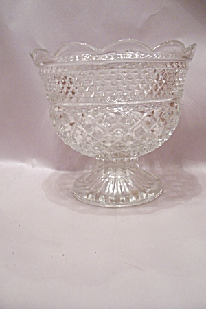 Fire King/Anchor Hocking Wexford Pattern Fruit Bowl (Image1)