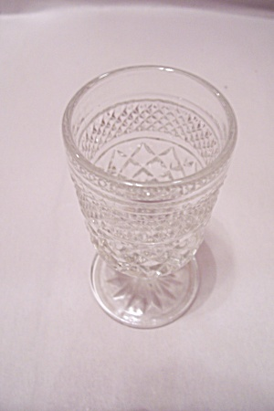 Fire King/anchor Hocking Eapc Glass Juice Tumbler