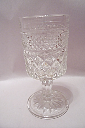 Fire King/anchor Hocking Wexford Wine/juice Tumbler