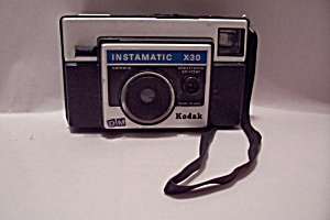 Kodak Instamatic X-30 Film Camera
