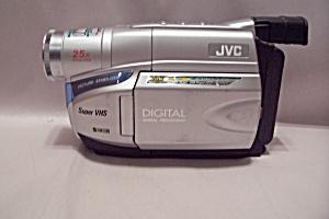 JVC Compact VHS Camcorder Mdl: GR-SXM38U (Image1)