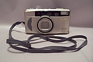Nikon One-touch Zoom 90 Af 35mm Film Camera