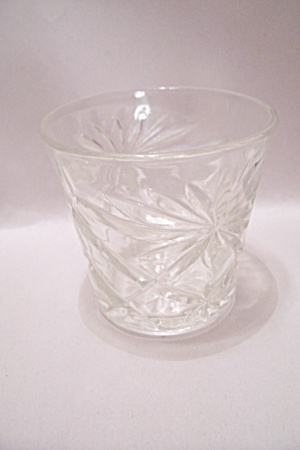 Fire King/Anchor Hocking EAPC Crystal Glass Tumbler (Image1)