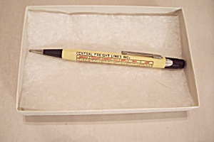 Central Freight Lines Calendar Mechanical Pencil