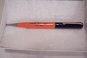 Harding Dairy Supply Advertising Mechanical Pencil