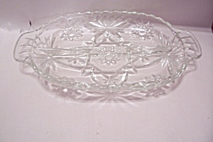 Fire King/Anchor Hocking EAPC Divided Relish Dish (Image1)