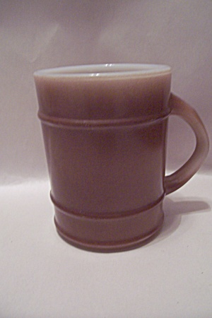 Fire King Brown Ranger Mug (Image1)
