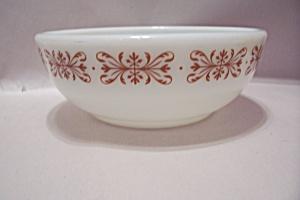 Pyrex Tableware Milk Glass Cereal Bowl (Image1)