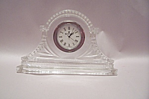 Waterford Ceystal Clock