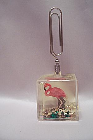 Flamingo Note Holder (Image1)