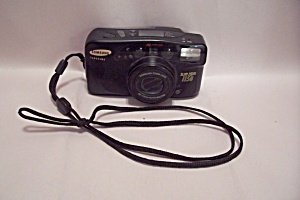 Samsung Panorama Slim Zoom 1150 35mm Film Camera