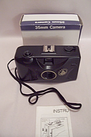 Safety 35mm Rangefinder Film Camera