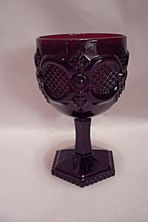 Avon Cape Cod Water Goblet (Image1)