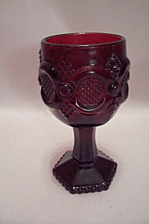 Avon Cape Cod Wine Glass