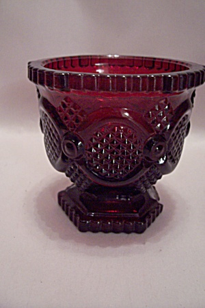 Avon Cape Cod Pedestal Sugar Bowl