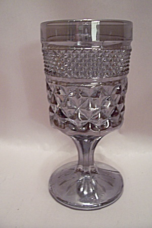 Fire King/anchor Hocking Wexford Pewter Mist Tumbler