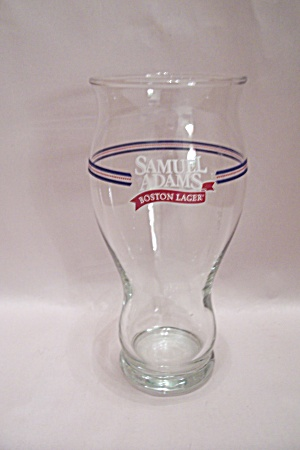 Samuel Adams Boston Lager Hand Blown Beer Glass (Image1)