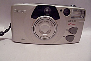 Canon Sure Shot 85 Zoom 35mm Film Camera