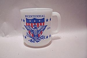 United States Bicentennial White Mug (1776-1976) (Image1)