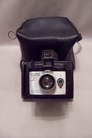 Polaroid Square Shooter 2 Instant Land Camera w/Case (Image1)