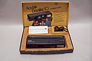 Kodak Star 110 Film Camera
