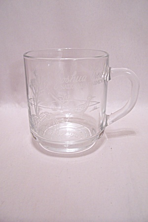 Crystal Glass Joshua Tree National Monument Mug 82/200