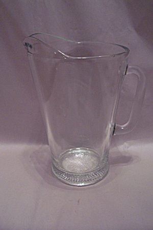 Crystal Glass Beer Pitcher (Image1)