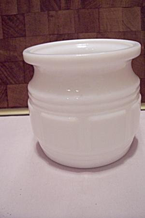 Milk Glass Bowl/Vase (Image1)
