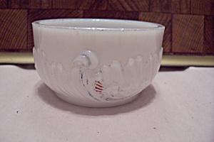 Milk Pattern Glass Bowl (Image1)