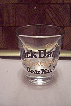 "Jack Daniel""s Old No. 7 Crystal Shot Glass (Image1)"